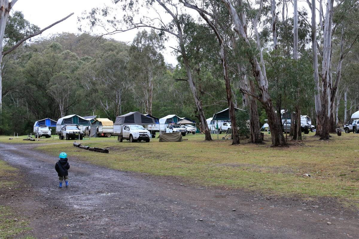 Gordon Country - Trayon Campers