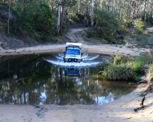 South East National Park NSW