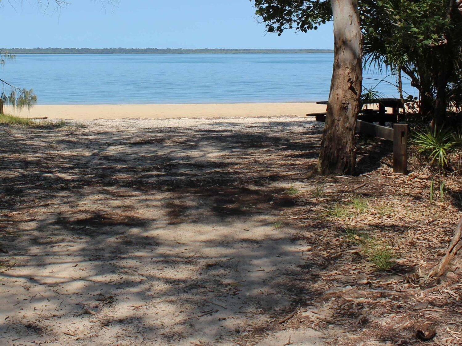 This view is waiting for you! Photo credit: Rob Cameron © Queensland Government